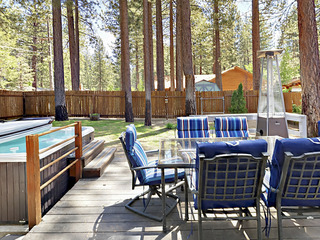 Tahoe Home near Bijou Golf Course