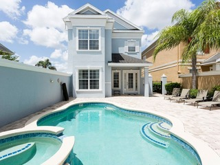 LE504D-5/4.5, Game Room, Pool, Free Waterpark, Golf View Near Disney