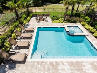 RD796M-5/5.5 w/Pool/Spa, BBQ, Fire Pit, Game Room