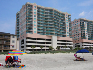 Blue Water Keyes 1002 vacation condo