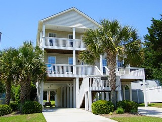 Cape Fred vacation rental home