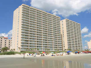 Crescent Shores condo 1303 (North Tower)