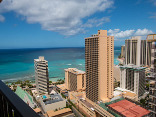 Waikiki Banyan Tower 1 Suite 3710