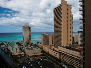 Waikiki Banyan Tower 1 Suite 2108