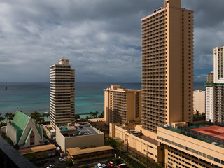 Waikiki Banyan Tower 1 Suite 2210