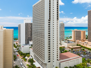 Waikiki Sunset Suite 2404