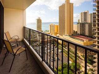 Waikiki Banyan Tower 1 Suite 2310