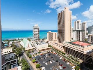Waikiki Banyan Tower 1 Suite 2214- STKP