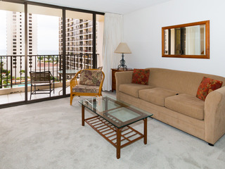Waikiki Banyan Tower 2 Suite 1214