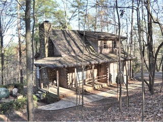 Timber Ridge Georgia Cabin
