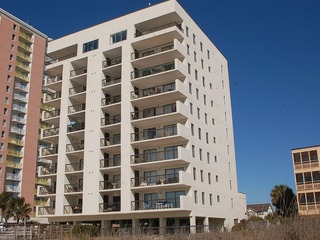 Crescent Towers I, 801- Amazing Ocean Front Corner Views
