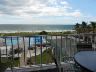 Reef Club Beachfront Standard Condo # 308