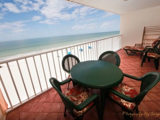 Holiday Villa II Beachfront Standard Condo # 313