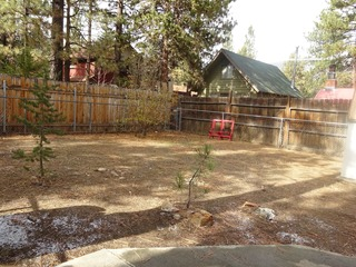 Angel Cabin at Big Bear City