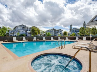 Lovely Condo with Pool & Hot Tub! Waikoloa Hills Unit 903