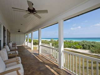 French Leave South Beach Dogtrot Villa