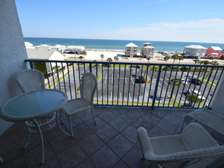 Gulf Shores Surf & Racquet Club 615A