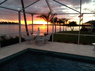 ANTIGUA ST. 410 WATCH THE DOLPHINS! LUXURY HOME WITH LARGE POOL AND WIDE WATER VIEW!