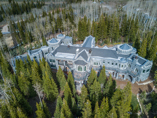 Park City Castle Mansion