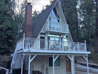 Clark House in Lake Arrowhead #64540