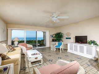 Panoramic Ocean Views 1BR Oceanfront condo- DMBC853A