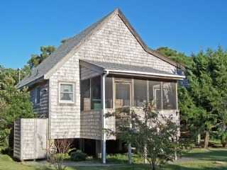 Pine Cottage at Ocracoke