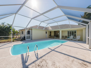 3BR w/ Heated Screened Pool & Big Lanai