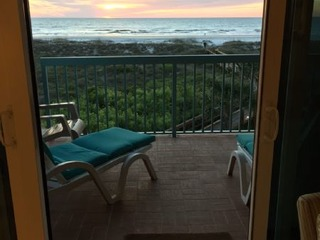 Unbelievable Ocean Views!! Direct Oean front 3 Bedroom Condo, Pool and beach access in gated neighborhood