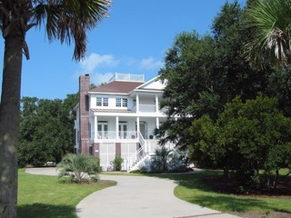 Stylish South Carolina Family Beach House, Club Pool,Tennis