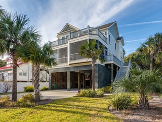 West Ashley Ave 0516- Coastal Blue- Ocean View