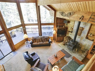 Fairway Family Cabin**On the Golf Course**