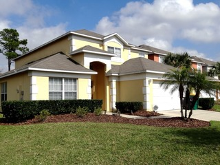 5 beds with private pool near Disney Parks 4703