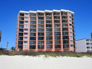 Carolina Reef 805 vacation condo