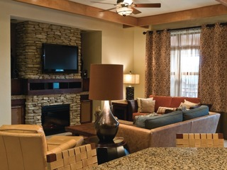 Great Smokies Lodge 1 Bedroom