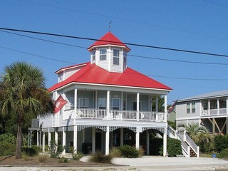 Cupola Edisto Island Private Home