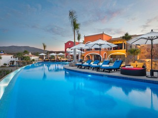 Two Bedroom Luxury Villa in Cabo San Lucas