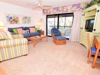 #542 Sanibel Moorings Gulf View