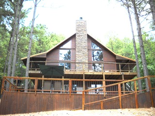 Coyote Ridge Cabin Broken Bow