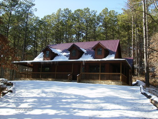 Heavenly Ridge Cabin Broken Bow