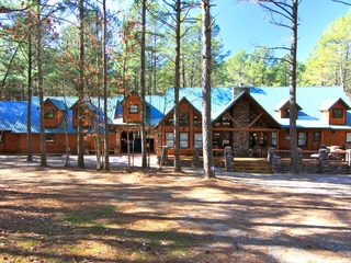 Mountain Creek Lodge Cabin Broken Bow