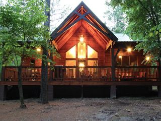 The Haven Cabin Broken Bow