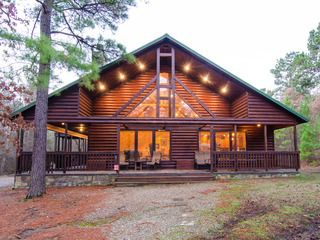 Winding Creek Lodge Broken Bow