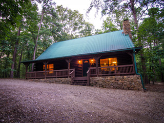 Bear Feet Retreat Cabin Broken Bow