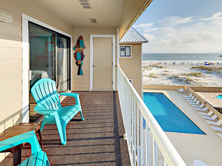 Dazzling Gulf Views! West-Facing 2BR w/ Pool