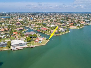 Outstanding Direct Access home is the Prestigious Estates of Marco Island
