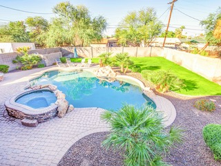 6BR w/ Lagoon Pool, Spa, Outdoor Kitchen, Fire Pit