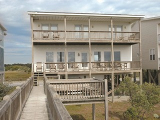 Our Sand Dune Holden Beach Home
