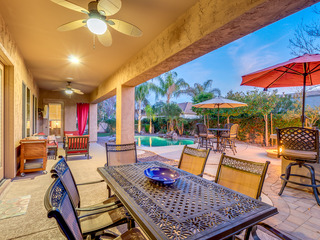 Villa Cabrera a Luxury Chandler Home with Resort Style Backyard in a Private Gated Community!