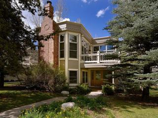 Classic West End Home- True Aspen Charm