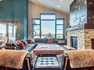 Park City Silver Star Penthouse (Ski-in/Ski-Out)